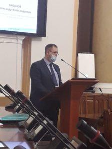 Уполномоченный по защите прав предпринимателей в Липецкой области принял участие в заседании Общественной палаты