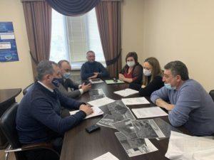 Cовместная встреча с главой Добровского муниципального района