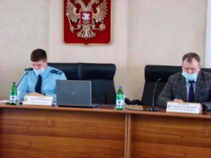 Заседание Общественного совета по защите малого и среднего бизнеса при прокуратуре Липецкой области