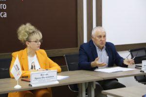 Онлайн - встреча представителей органов власти, бизнес-сообщества, контрольно-надзорных органов Липецкой области, самозанятых граждан