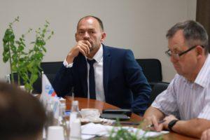 Встреча предпринимателей с руководством управления экономической безопасности и противодействия коррупции УМВД России по Липецкой области